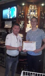 Darren O' Sullivan, of The Castle Bar in Tralee